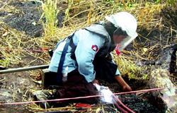 【世界で需要】日本の地雷除去機が世界で必要とさ …
